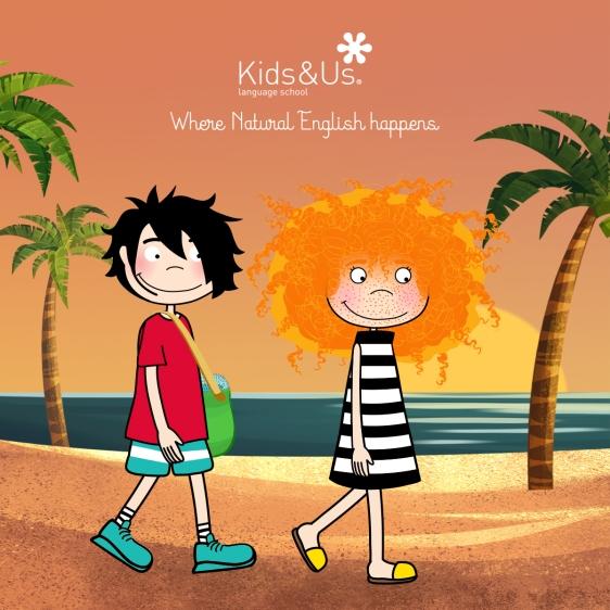 summer readers kids&us